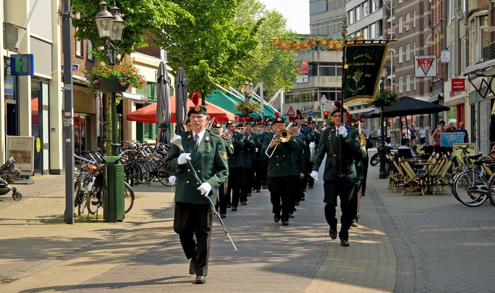 Optreden in Venlo