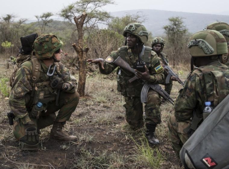 ACOTA in Rwanda