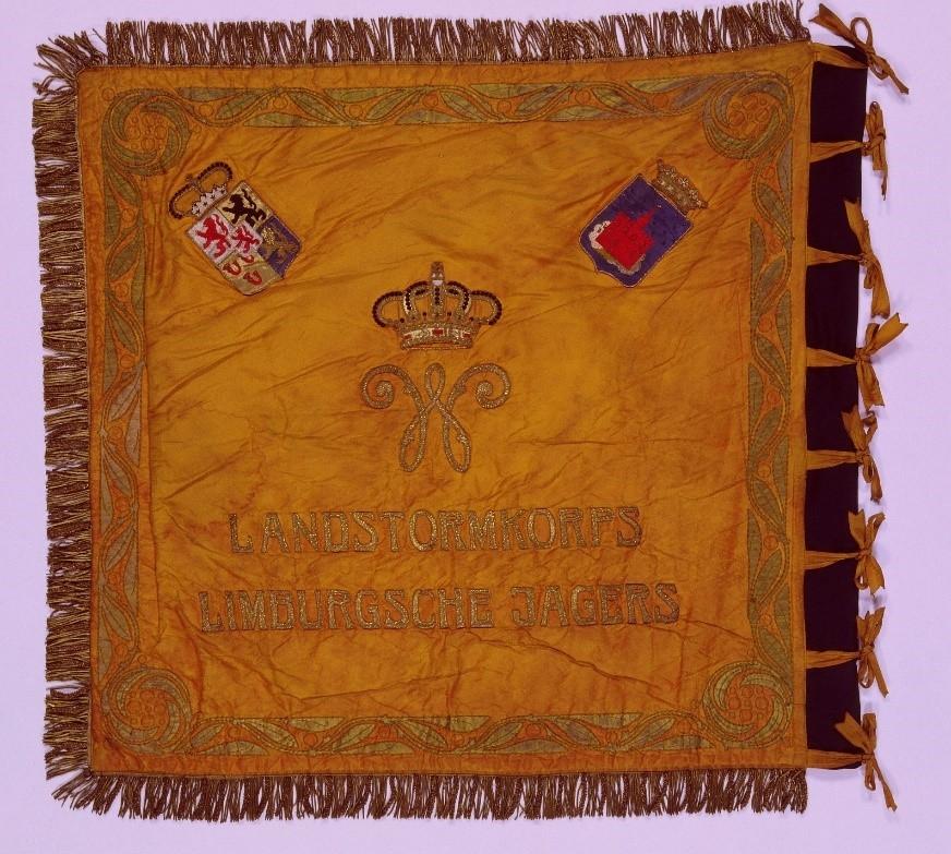 Het vaandel  van het Landstormkorps