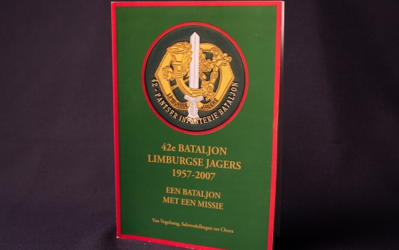Boek 42BLJ 1957-2007 met CD